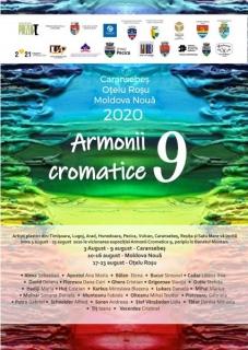 afis Armonii cromatice 9