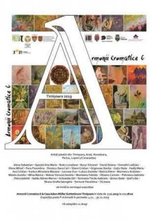afis Armonii cromatice 6.1