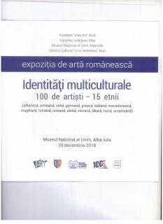 Expoz.de arta romaneasca-IDENTITATI MULTICULTURALE-Alba-Iulia-dec.2018-pg.1 001